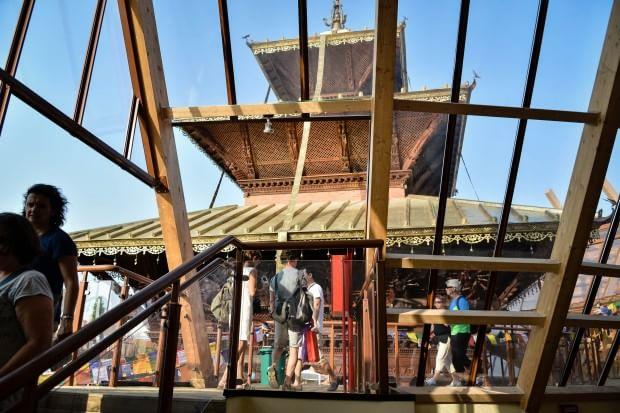 Expo, il Nepal ce la fa e apre il padiglione: dopo il dolore è festa nei templi