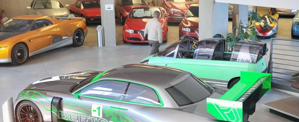 Milano, all'asta il tesoro Bertone: dalla Stratos alla Miura, 78 supercar che hanno fatto la storia