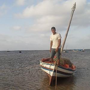 """La pesca buona di Zied: """"Proteggiamo il mare rispettando la tradizione"""""""