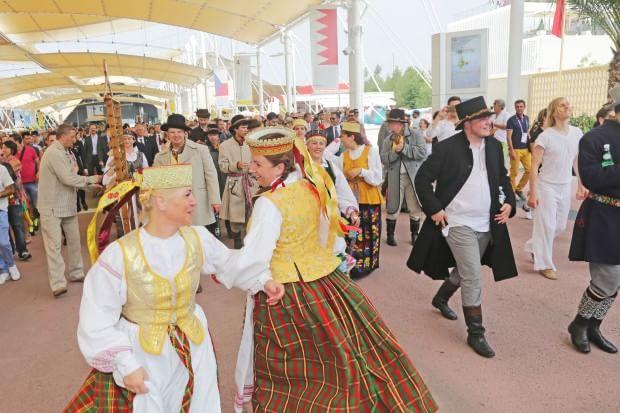 Expo Natura expo natura e tradizioni per il national day della lituania 1 di