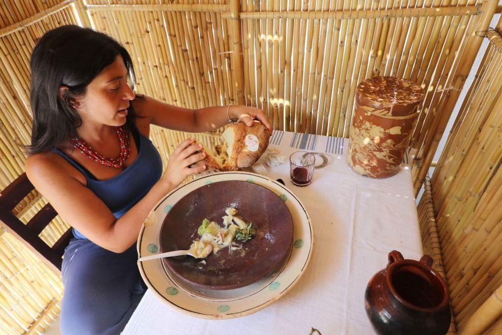 Expo, pranzo solitario nel ristorante più piccolo del mondo