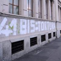 Milano, scritte contro il '41bis': indaga la Digos. Nel mirino anche il sindaco Pisapia