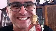 Pavia, selfie col santo  il prete cerca fedeli su Fb