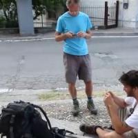 """Test hi tech da Milano a Reggio: """"Si lavora camminando con l'ufficio nello zaino"""""""