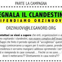 Brescia, 'Segnala il clandestino': nuova campagna leghista contro i profughi