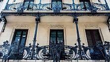 Censimento fotografico  degli edifici Art Nouveau