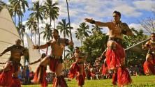 Fino a Tahiti per il festival  delle danze polinesiane