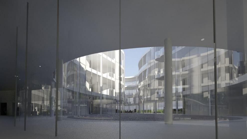 Milano il nuovo campus della bocconi 1 di 1 milano for Sede bocconi milano
