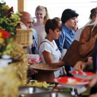 Expo, brunch contadino per la festa nazionale della Svizzera