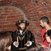 Milano, nei sotterranei della Ghirlanda la guida è Leonardo