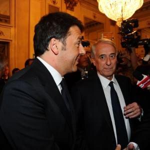 """Comunali, Renzi vede Pisapia: """"Devi ricandidarti, non possiamo perdere Milano"""""""