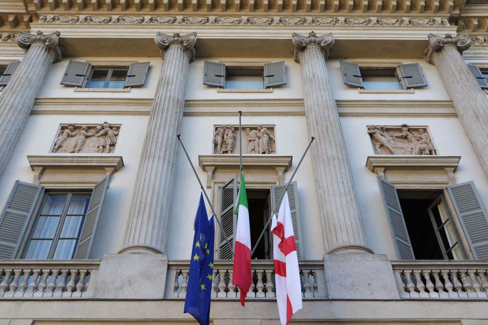 Milano, musei in lutto per Asaad il custode di Palmira decapitato dall'Is