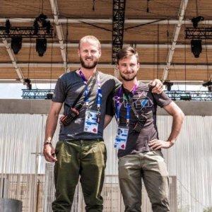 Facce da Expo: i gemelli grandi eventi
