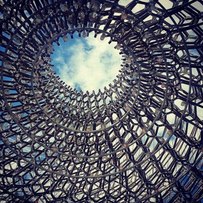 Dentro il caleidoscopio, le architetture di Expo formato 'Minuscule'