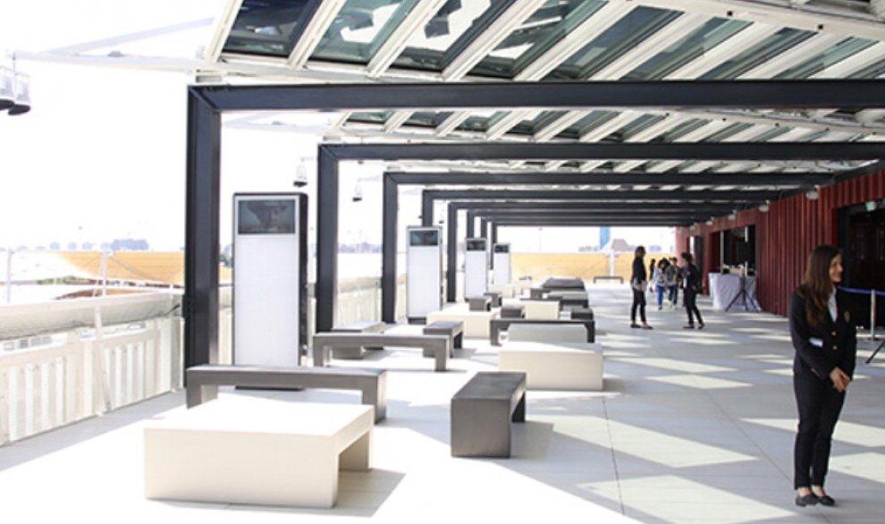 Expo vista dall'alto: ecco 12 terrazze panoramiche da scoprire