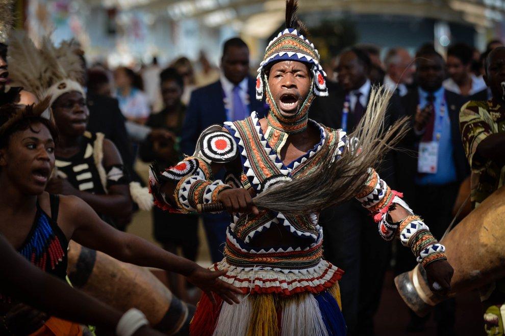 """Expo, l'invito dello Zambia a ritmo di musica: """"Venite da noi, sconfiggeremo la fame"""""""