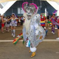 Expo, sul Decumano impazzazo danze e colori del Venezuela