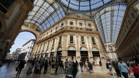 Milano, Palazzo Marino mette all'asta gli ultimi spazi liberi della Galleria