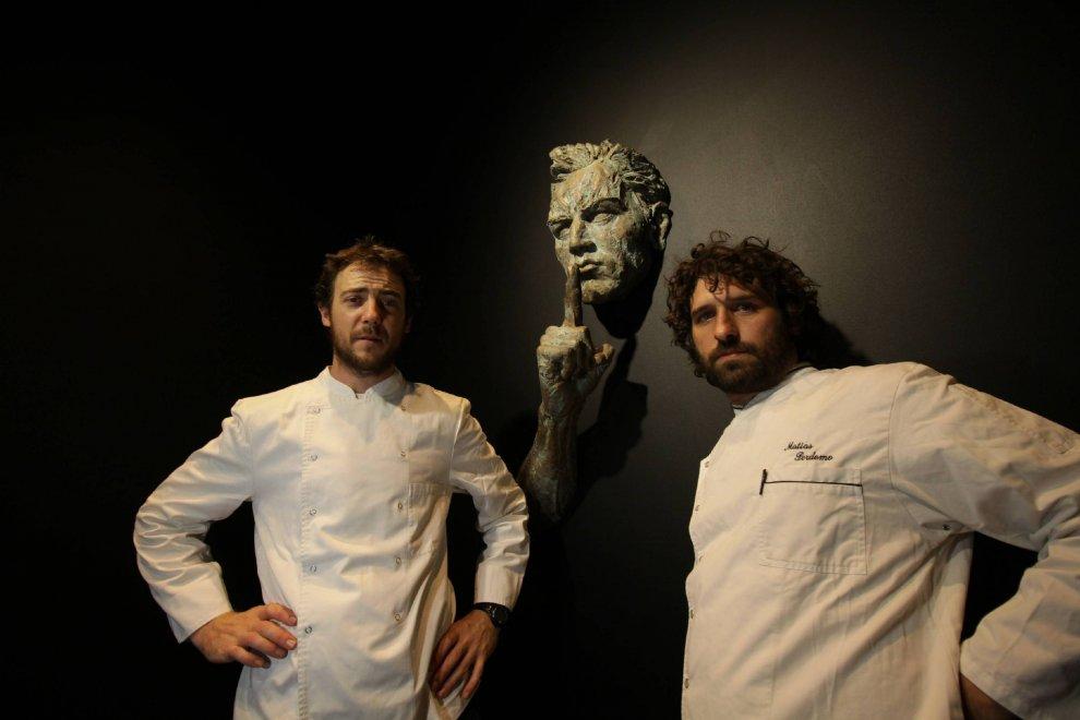 A Milano apre Contraste, il ristorante senza menu di Perdomo
