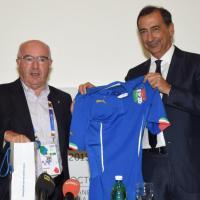 Milano, a Expo il consiglio Figc su ripescaggi e riforma dei campionati