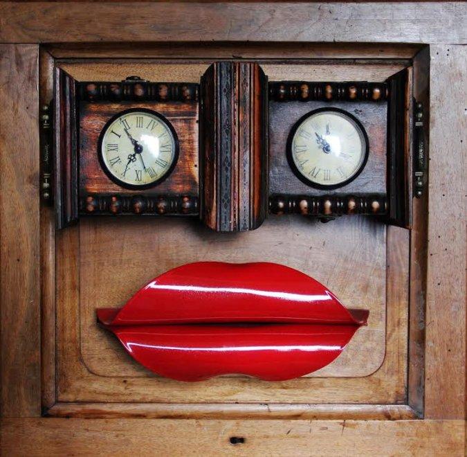 Monza, 'Royal Kisses' i vecchi vinili diventano bocche