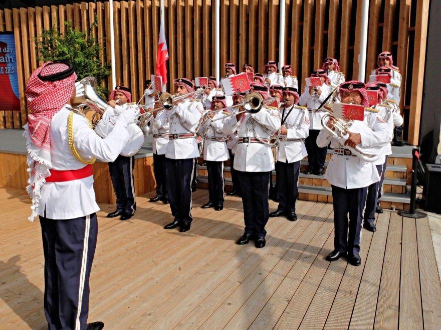 Expo, Montezemolo ospite del principe per la festa del Bahrain