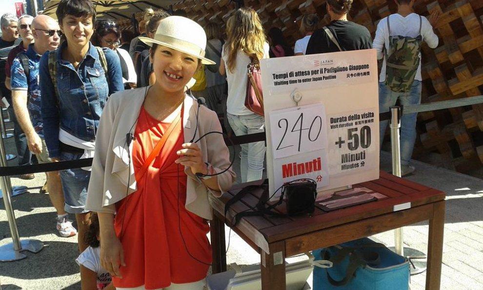 Expo, ora le code fanno paura: 4 ore di attesa al padiglione del Giappone