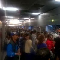 Milano, primo derby con la linea 5: guasto sulla Lilla. Proteste dei tifosi diretti a San Siro