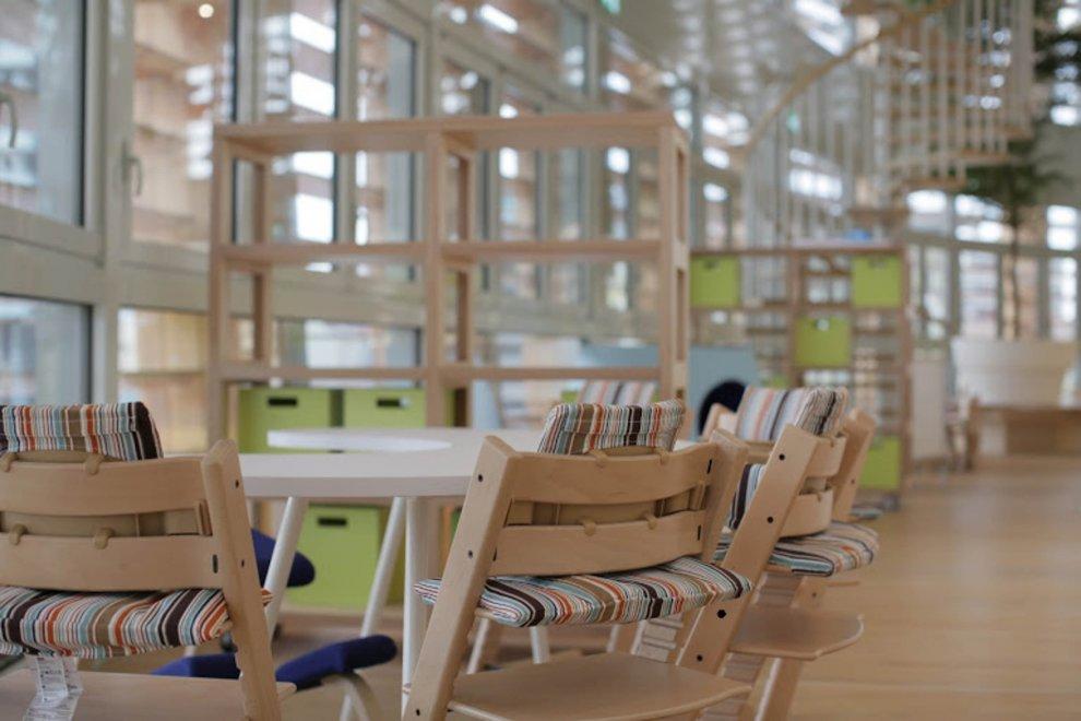 Milano tavoli multimediali e arredi di design l 39 asilo for Tavoli design milano