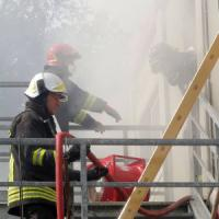 Milano, incendio nel cantiere del Passante: disagi anche sulla linea dell'alta velocità