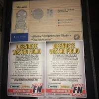 Milano, Forza Nuova sfida il ministro: in piazza 'contro la teoria gender nelle scuole'