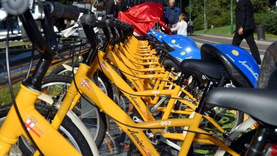 Milano arriva il bike sharing formato baby gratis e con for Mobile milano bike sharing