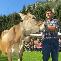Bergamo, tutto merito di Mirka: bis per il campione del mondo di mungitura