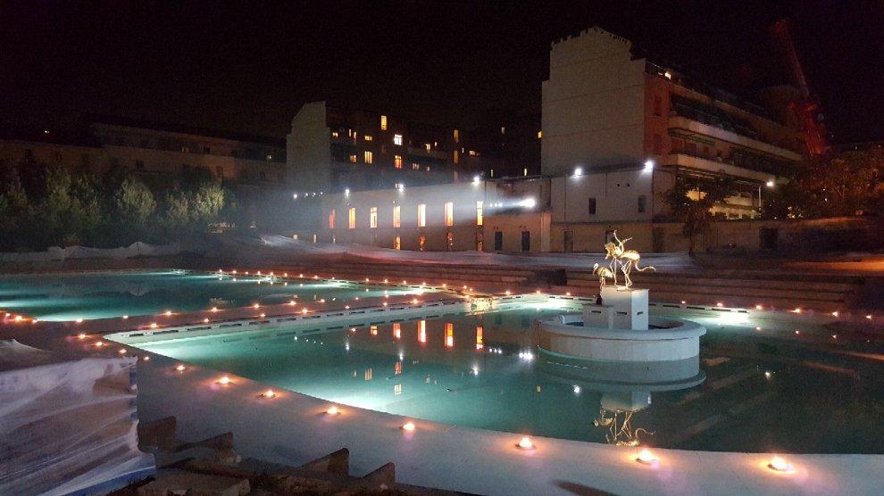 Milano, 11 anni dopo rivive la Caimi: le prime immagini della piscina restaurata