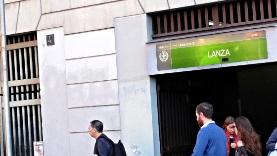 Milano caos sulla verde sospesa tra porta genova e - Milano porta genova treni ...