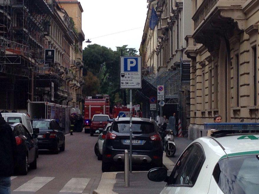 Milano, pacco sospetto al Tribunale dei minori: attivata procedura per 'allarme antrace'