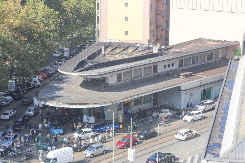 Milano page 3530 skyscrapercity - Garage milano ristorante ...