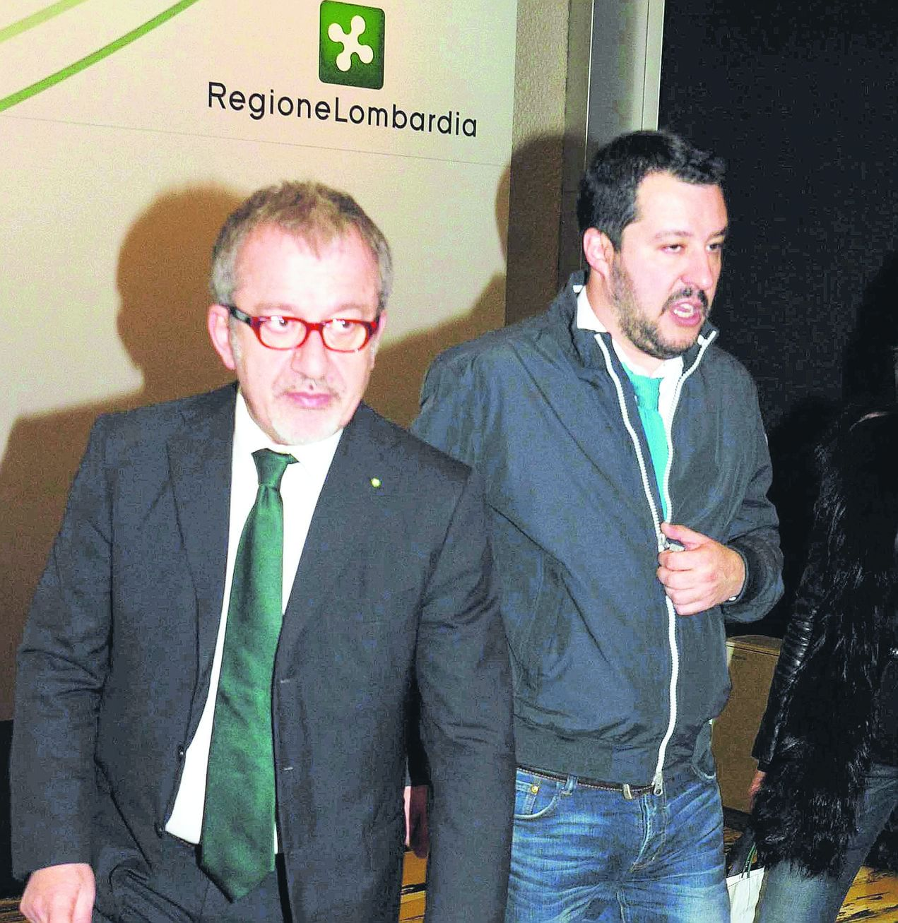 Milano, alta tensione in casa Lega sulla rottura con Ncd. Maroni: decide il partito