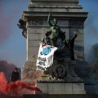 Milano, studenti di nuovo in piazza contro la 'Buona scuola': traffico in crisi