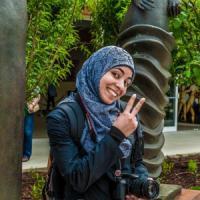 Facce da Expo: la ragazza del villaggio