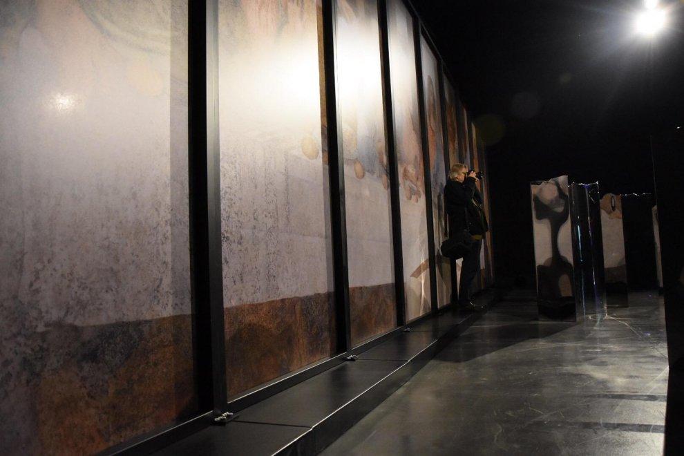 L'Ultima Cena a Malpensa, il capolavoro in versione inox