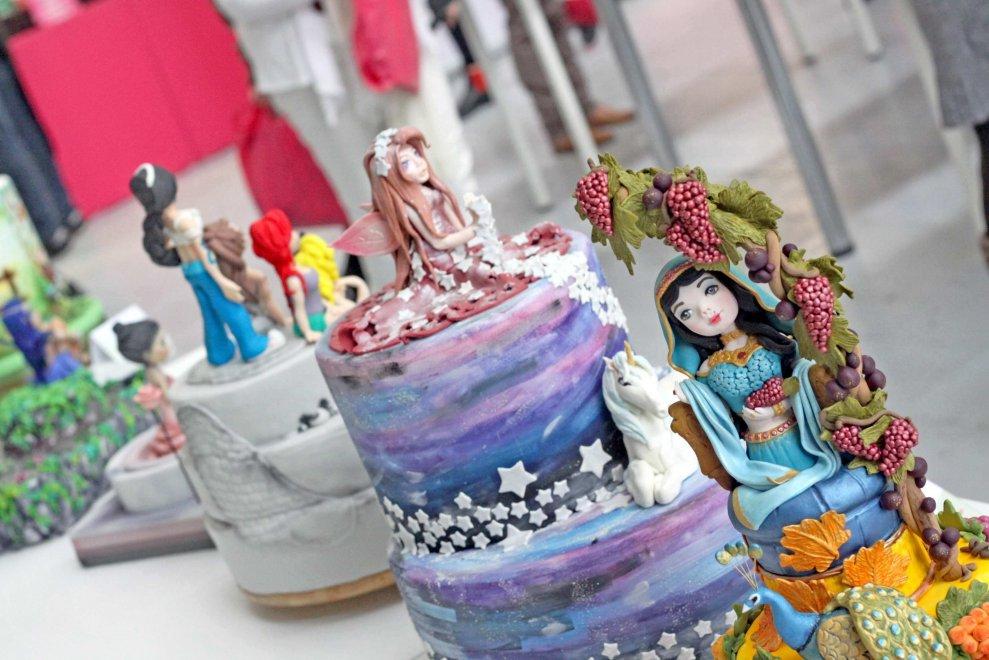 Al Cake design festival di Milano la rivincita dei blogger ...