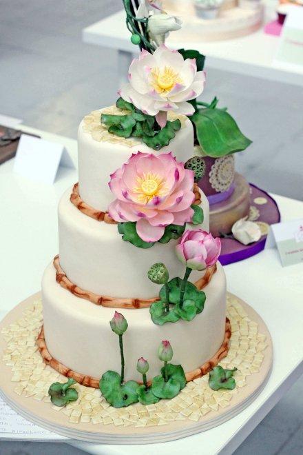 Materiale Cake Design Milano : Al Cake design festival di Milano la rivincita dei blogger ...