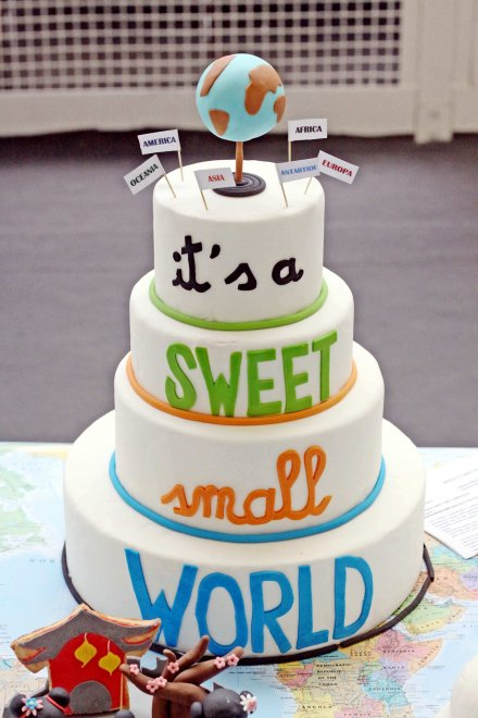 Cake Design Mondiale Milano : Al Cake design festival di Milano la rivincita dei blogger ...
