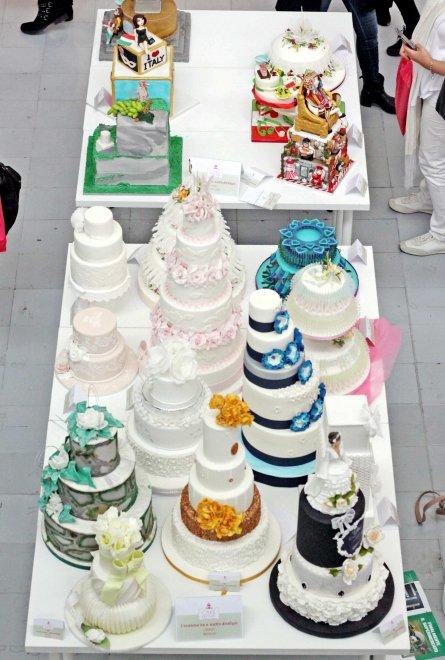 Cake Design Milano Viale Papiniano : Al Cake design festival di Milano la rivincita dei blogger ...