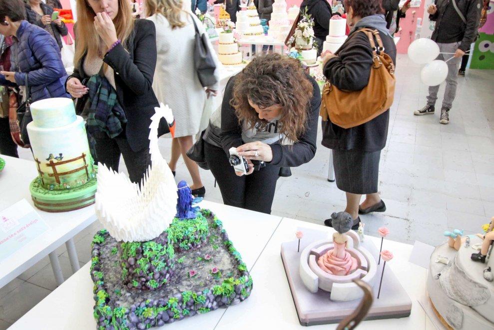 Offerte Lavoro Cake Design Milano : Al Cake design festival di Milano la rivincita dei blogger ...