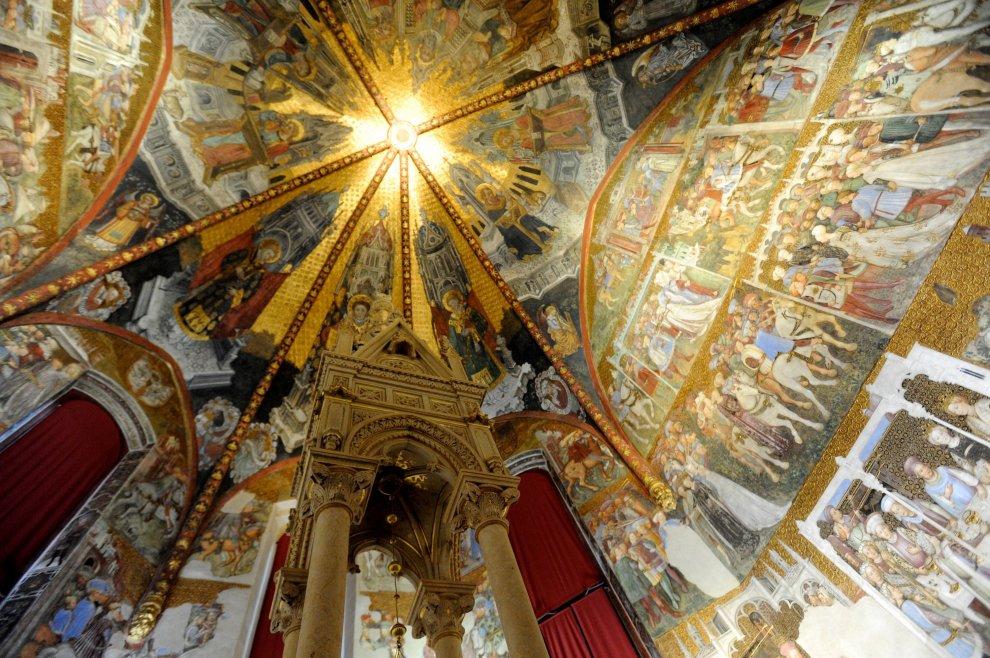 la Cappella Zavattari risplende