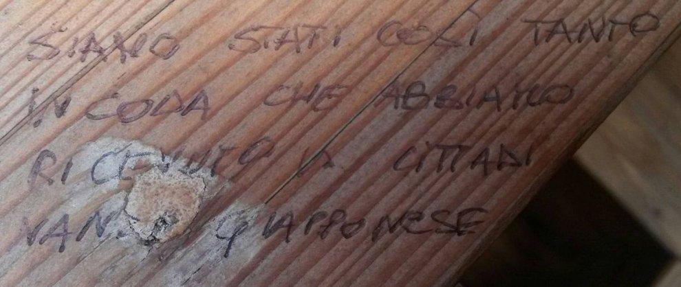 """Code a Expo, incisi nel legno gli sos dei martiri del Giappone: """"Ci siamo meritati la cittadinanza"""""""