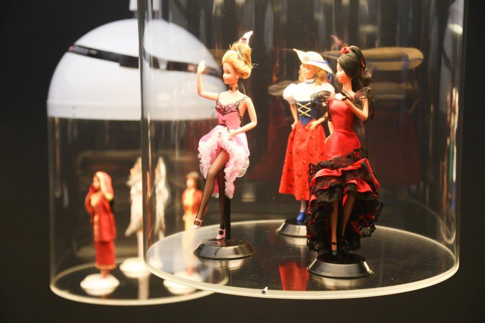 la protagonista è Barbie