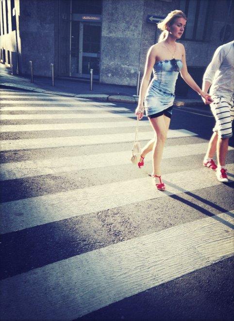 donne a milano mignotte in strada